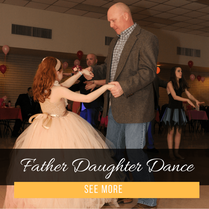 Whats Happening_Father Daughter Dance