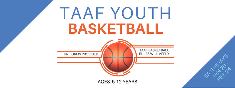 TAAF Basketball FBCover