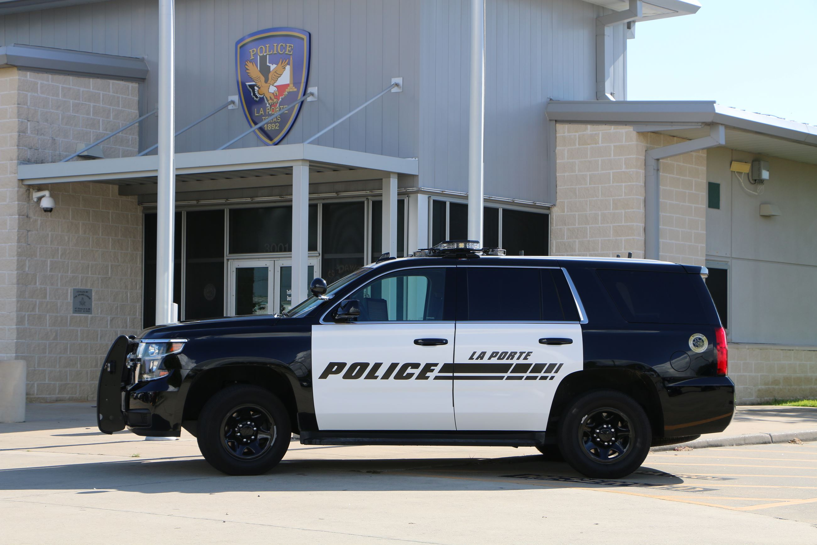 Texas department of motor vehicles enforcement division for Laporte tx police dept