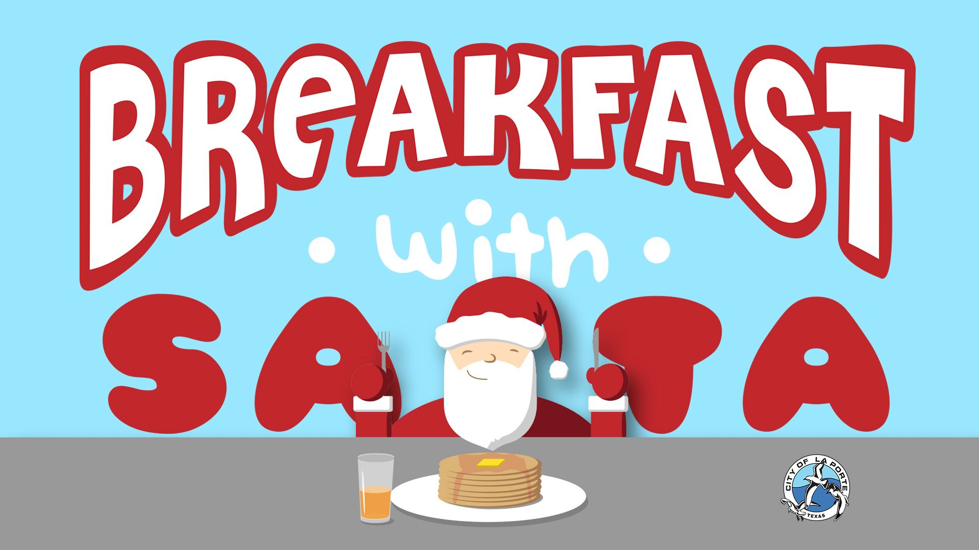 Breakfast with Santa FB Event Cover