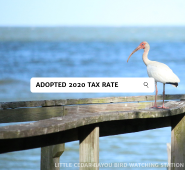 2020 tax rate