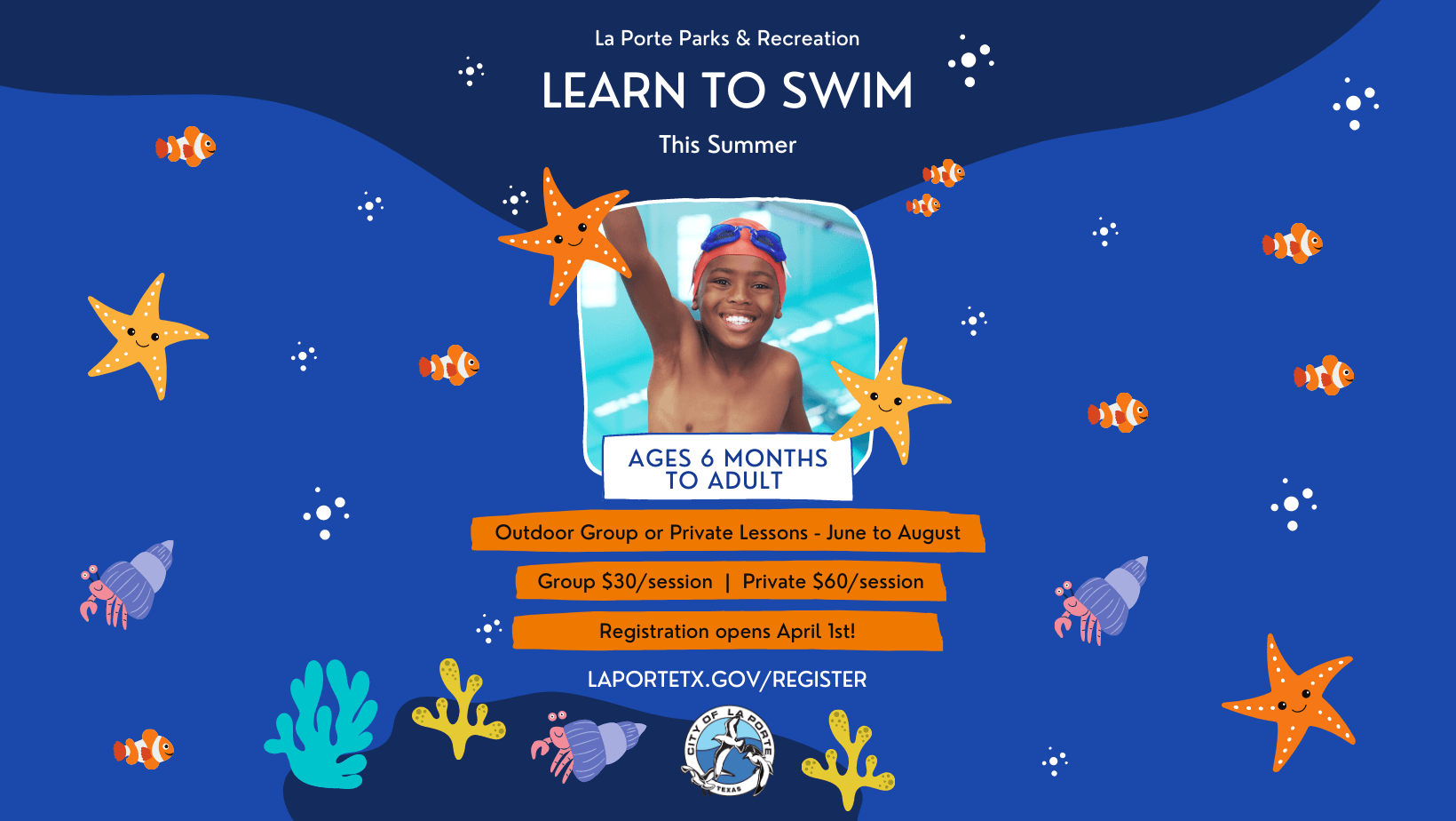 Summer Swim Lessons Web Cover