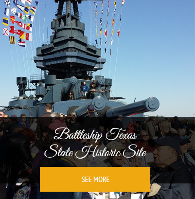 Battleship Texas State Historic Site
